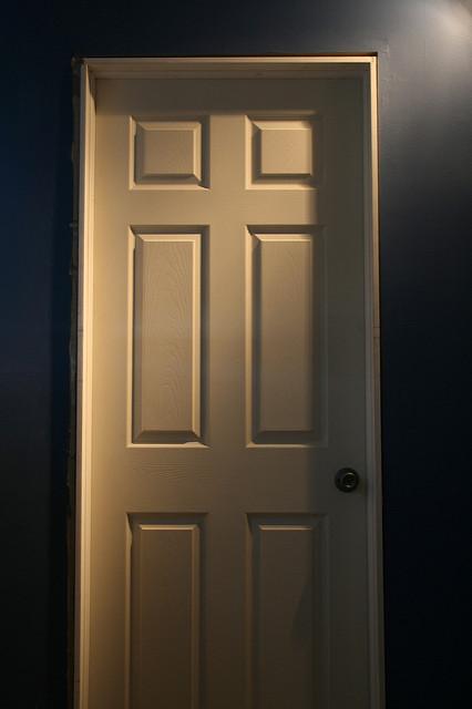דלתות פנים כפריט דקורטיבי