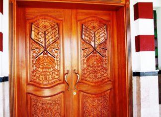 דלתות כניסה מרשימות