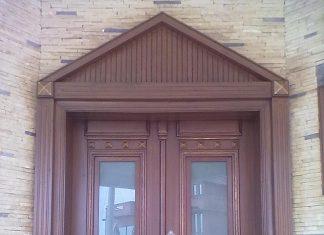 עיצוב דלתות חוץ