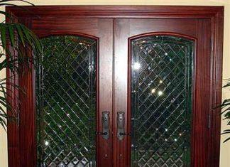 דלתות כניסה מעוצבות לבית